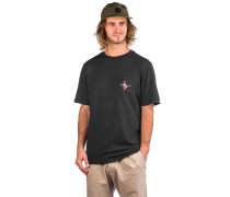 Crater T-Shirt black heather