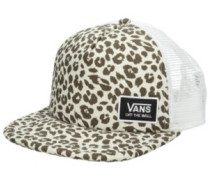 Beach Bound Trucker Cap birch leopard