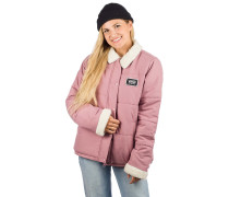 Fawner Puffer Jacket nostalgia rose