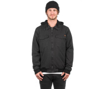 Barlow Twill Jacket black