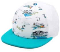 Beach Bound Trucker Cap palm springs
