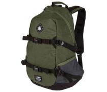 Jaywalker Backpack moss heather