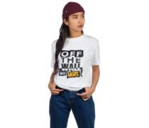 Ripped OTW T-Shirt white
