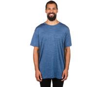 Merino Huxley T-Shirt dusty blue
