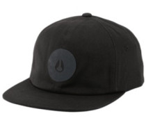 Griffen Strapback Cap black