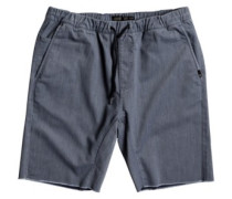 Fonic Shorts ombre blue heather