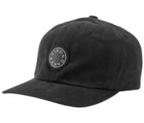 Olivas Strapback Cap black