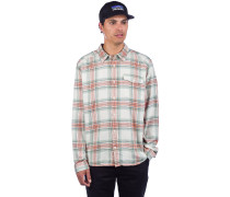 LW Fjord Flannel Shirt whyte celadon