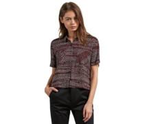 Stone Resort Shirt burgundy