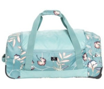 Distance Accross Travelbag trellis bird flower