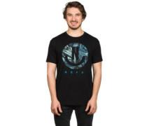 Canopy New Logo T-Shirt black floral