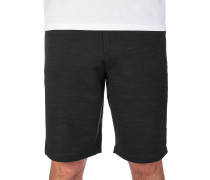 Crossfire X Slub Shorts black