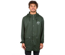 Harbour Rain Jacket green