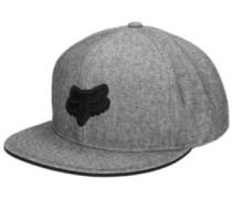 Copius Snapback Cap heather gray