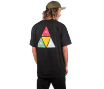 Prism Triangle T-Shirt black