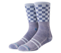 Check Me Out Socks blue