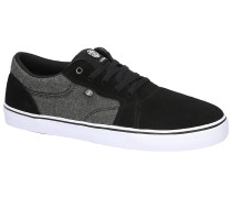 Wasso Sneakers black chambray