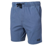 """Lazed 18"""" Shorts blue indigo"""