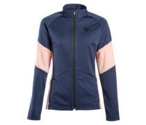 Hp2 Mid Full Zip Fleece Jacket rose