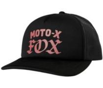 Moto X Trucker Cap black