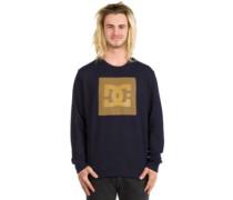 Variation Crew Sweater dark indigo
