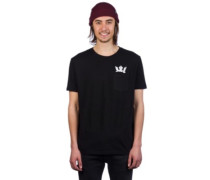 Market Felt Crown T-Shirt black