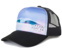Sublimation Photo Trucker Cap Youth black