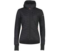 Merino Neve Insulation Fleece Jacket black