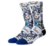 Hendrix Dissolve Socks multi