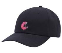 Los Munchos Curved Cap pink