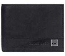 Stitchy 3 Wallet black