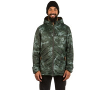 Melter Insulated Jacket dusty olive