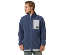 Hearth Snap Up Fleece Jacket mood indigo
