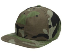 SB Fabric Snapback Cap medium olive