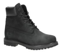 "6"" Premium Boots black waterbuck"