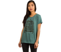 Kanken T-Shirt frost green