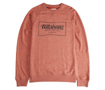 Trd Mark Crew Sweater sangria