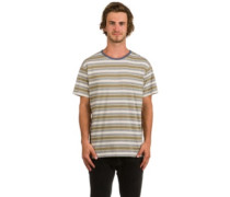 Everyday Stripe T-Shirt dusted olive