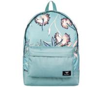Sugar Baby Mix Backpack trellis bird flower