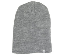 Toque Knit Slouch Beanie heather grey