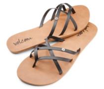 New School Sandals Women black