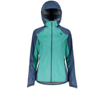 Trail Mtn Dryo 20 Bike Outdoor Jacket baltic turquo