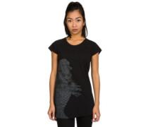 Haf Captain T-Shirt jet black