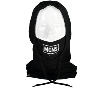 Merino Storm Hood black