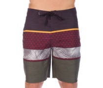 """Mirage Sultans 19"""" Boardshorts charcoal"""