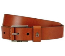 Americana Mid Belt saddle