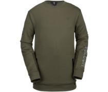 Pat Moore Sweater military