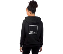 BT Authentic Backprint Hoodie black
