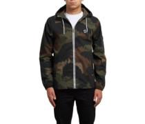 Ace Of Spade Jacket camouflage