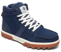 Woodland Boots Women navy
